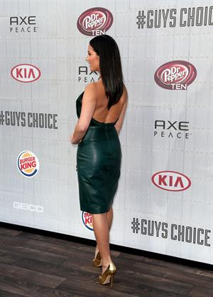 Olivia Munn at Spike TVs Guys Choice 2014 June 7, 2014