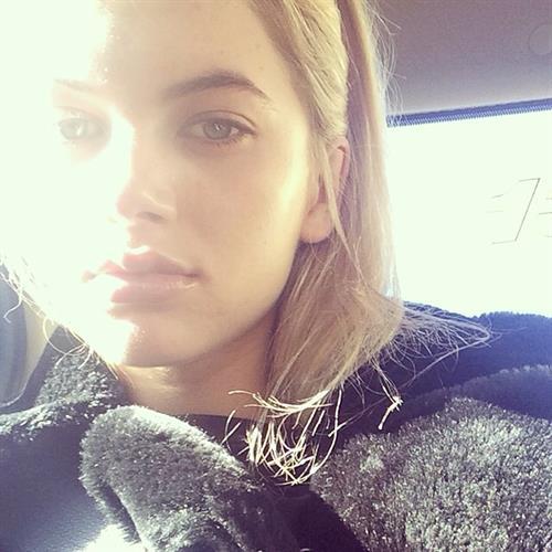 Megan Blake Irwin taking a selfie