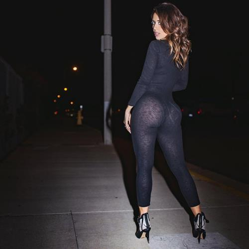 Tianna Gregory - ass