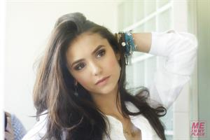 Nina Dobrev - Esquire Me in My Place