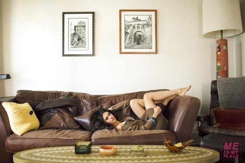Nina Dobrev - Esquire Me in My Place
