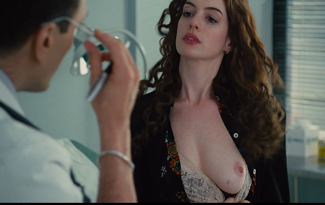 Anne Hathaway Nude Pictures Rating  Unrated-9937