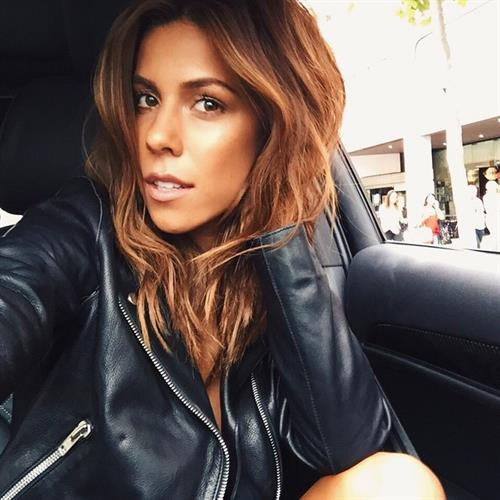 Devin Brugman taking a selfie