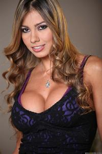 Esperanza Gómez in lingerie