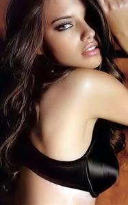 Adriana Lima in lingerie