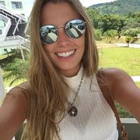 Paola Antonini taking a selfie
