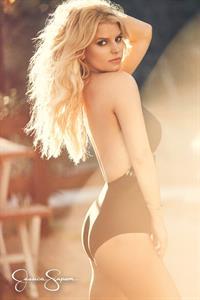 Jessica Simpson in a bikini