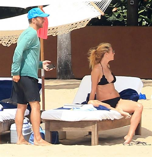 Gwyneth Paltrow in a bikini