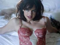 Carla Gugino in lingerie