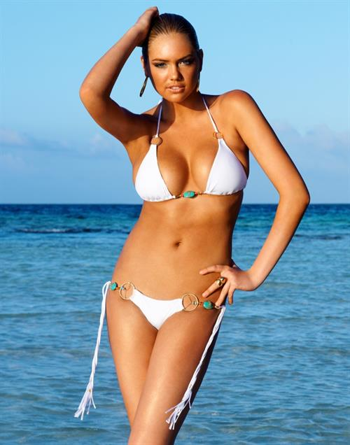 Kate Upton in a bikini
