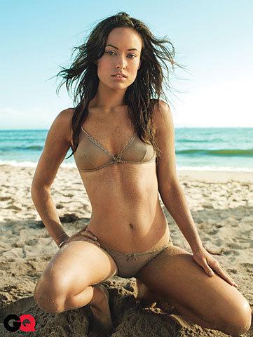 Olivia Wilde in a bikini
