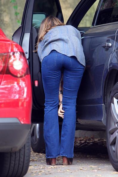 Jessica Alba - ass