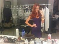 Jaime Faith Edmondson taking a selfie
