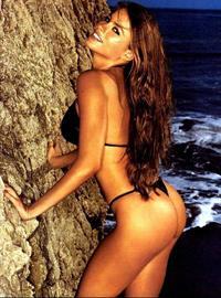 Sofia Vergara in lingerie - ass