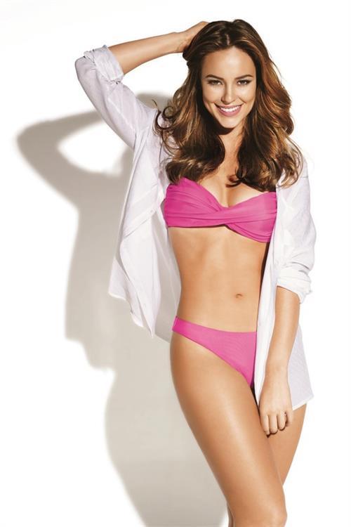 Paola Oliveira in a bikini