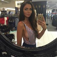 Jessica Green taking a selfie