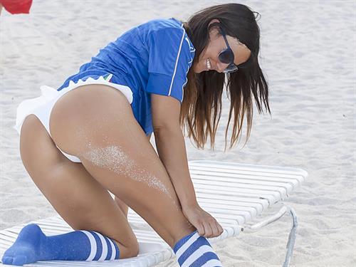 Claudia Romani - ass