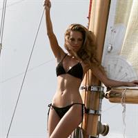 Natalie Joel in a bikini