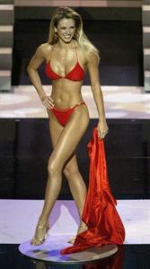 Shandi Finnessey in a bikini