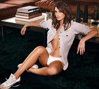 Ashley Greene in lingerie
