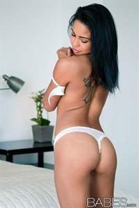 Gulliana Alexis in lingerie - ass