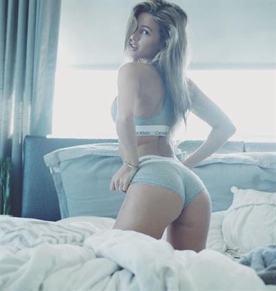 Cindy Prado in a bikini - ass