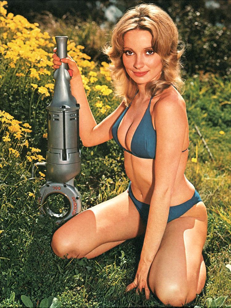 Cyndi Wood in a bikini