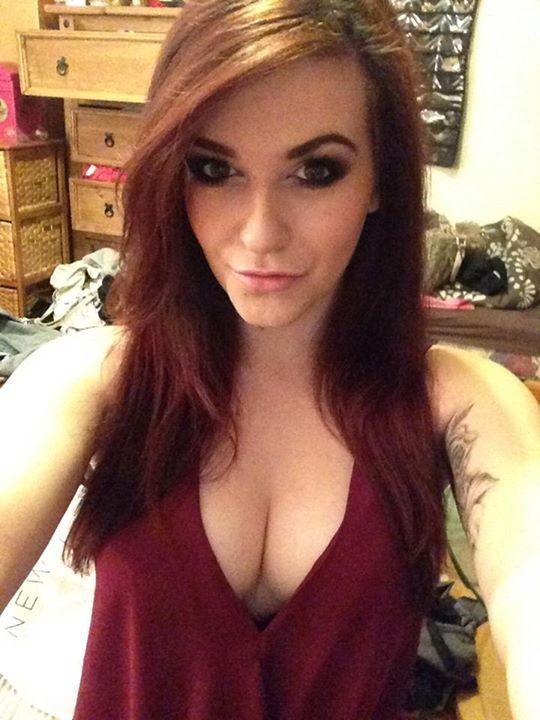 Irish girl Rachael Udders.