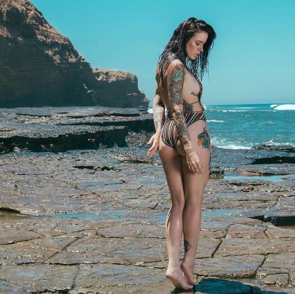 ALysha Nett Tattoos