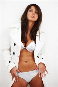 Sophie Horn in a bikini