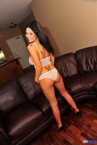 Anastasia Christen in lingerie - ass