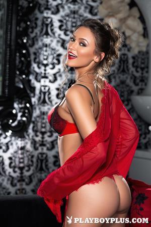 Playboy Cybergirl - Deanna Greene Nude Photos & Videos at Playboy Plus!