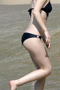 Emma Watson in a bikini