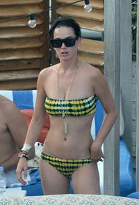 Katy Perry in a bikini