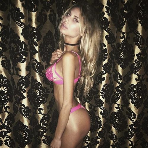 Sahara Ray in lingerie