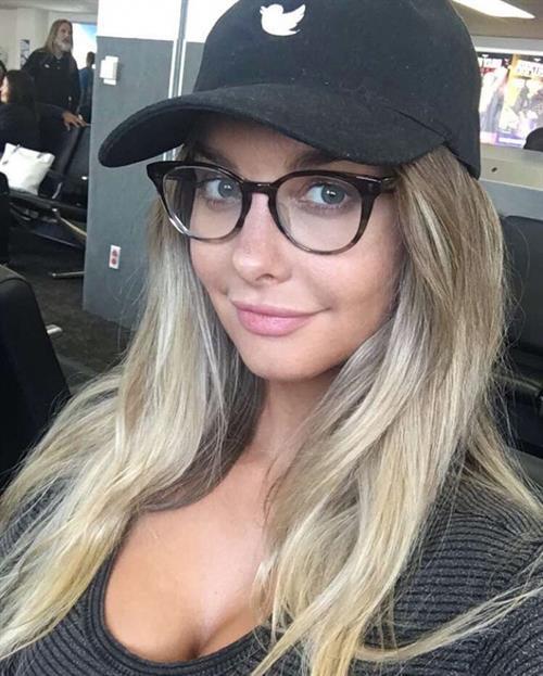 Emily Sears taking a selfie