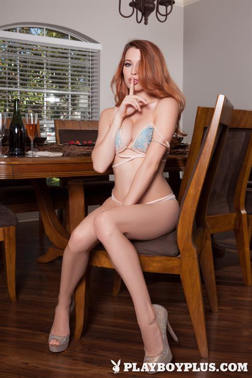 Playboy Cybergirl - Caitlin McSwain Nude Photos & Videos at Playboy Plus!