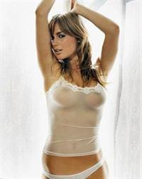 Anine Bing in lingerie - breasts