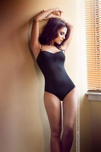 Diana Morales in a bikini
