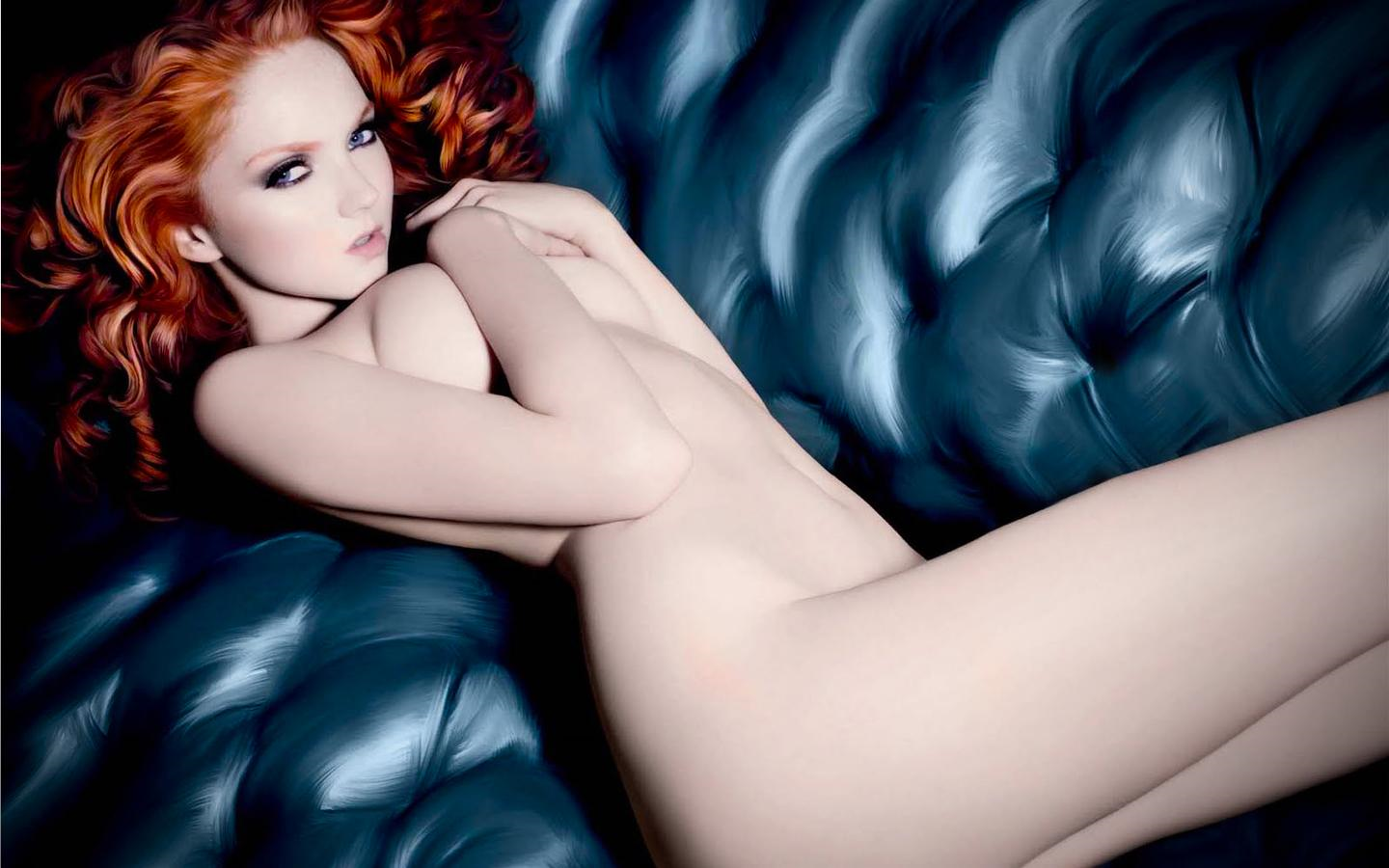 lily cole nude   1 pictures in an infinite scroll