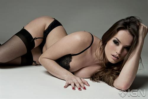 Tori Black in lingerie