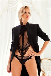 Stephanie Branton Playboy's Miss September 2014