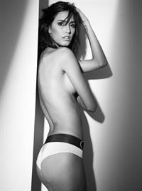 Sandra Naranjo Restrepo in lingerie - ass