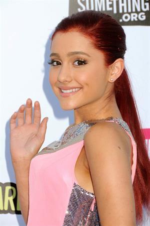 Ariana Grande at the 2011 VH1 Do Something Awards - Hollywood Palladium on 8/14/11