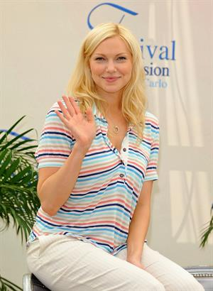 October Road photocall during the 2008 Monte Carlo Television Festival