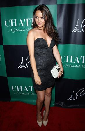 Chateau Nightclub and Gardens in Las Vegas August 25, 2012