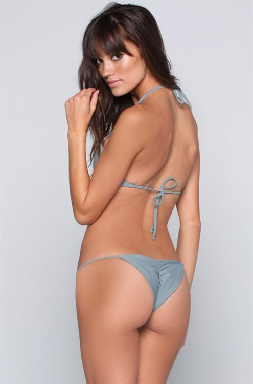 Keilani Asmus in a bikini - ass