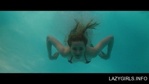 Evan Rachel Wood in a bikini