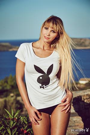 Stephanie Lindner Playboy Photoshoot
