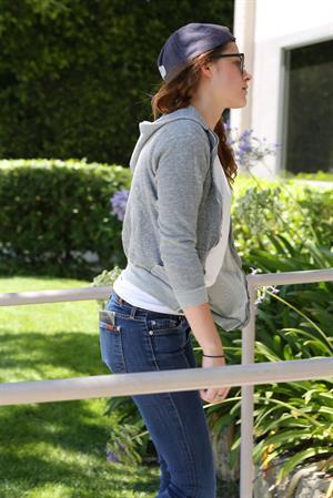Kristen Stewart in Los Angeles on 08/07/2013
